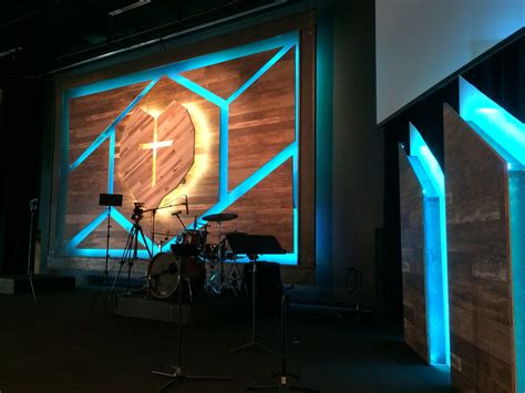 Church Stage Backdrop by Flooring Material Led Church Stage Ideas Church