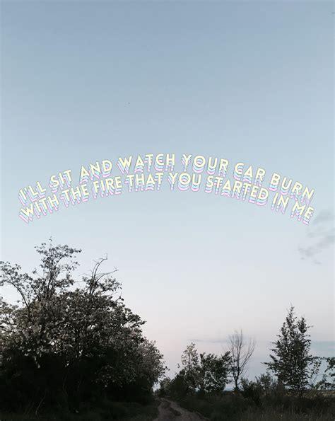 Billie Eilish Lyrics Wallpapers - Wallpaper Cave