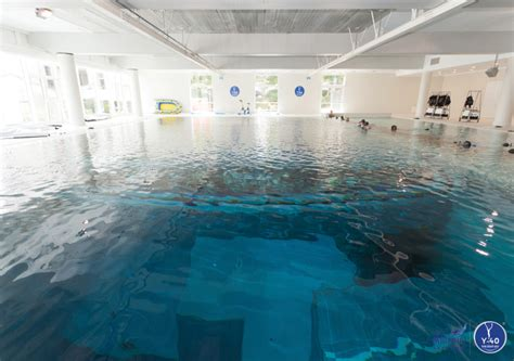 This Italian Hotel Has The Worlds Deepest Pool Which Has A