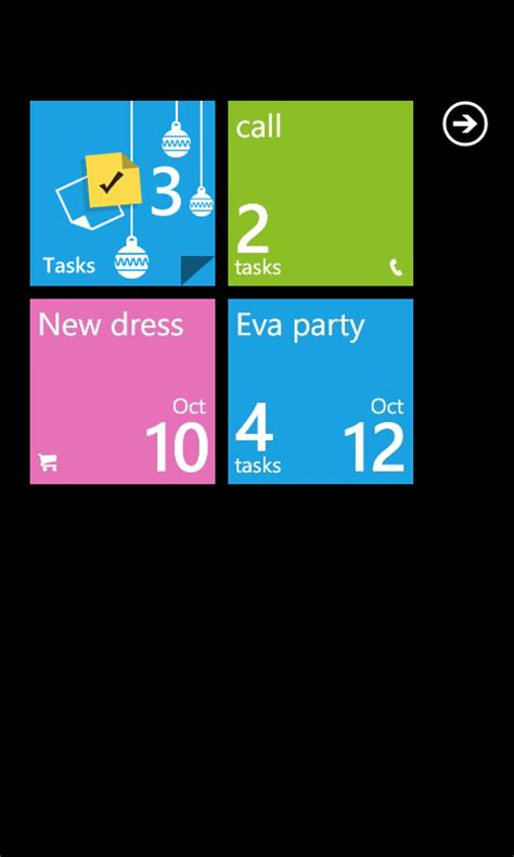 create beautiful and dynamic live tiles with telerik livetil