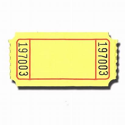 Raffle Clipart Tickets Ticket Border Kid Clip