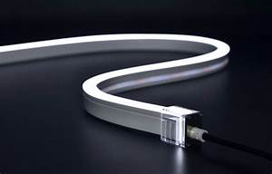 Ip67, 12x20mm, Side, View, Silicone, Led, Neon, Flex, Light