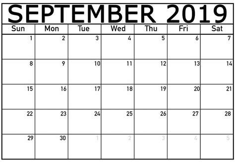 september  calendar word template magic calendar