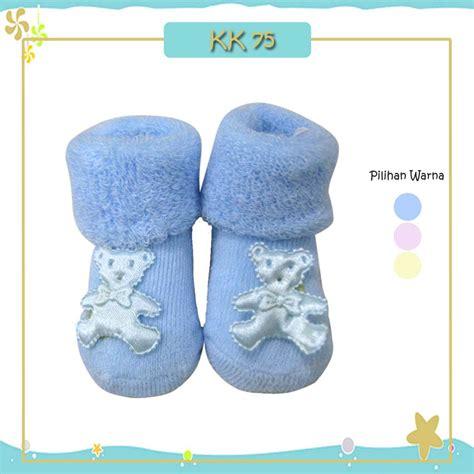 kaos kaki motif warna amaris kaos kaki bayi unisex newborn 6m banyak