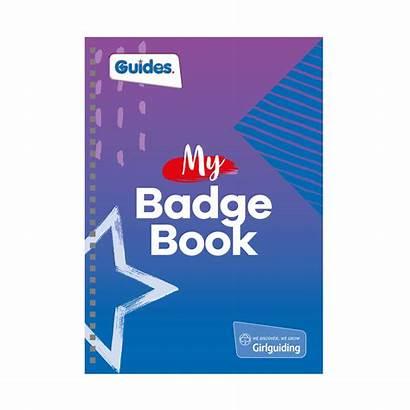Badge Guide Guides Girlguiding Award Theme Programme