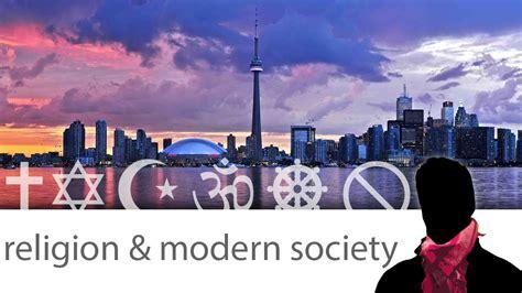 religion modern society