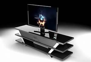Meuble Tv Home Cinema Intégré : meuble home cin ma tv ~ Melissatoandfro.com Idées de Décoration