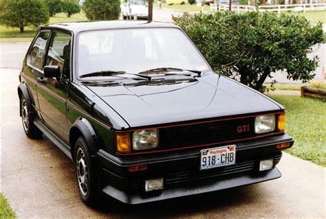 1984 Volkswagen Rabbit Pictures Cargurus
