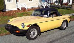 1980 Mgb  Wire Wheels  5th Speed Overdrive  Excellent