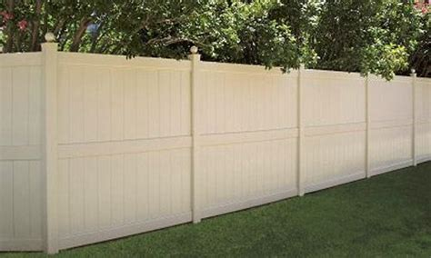 privacy fence height privacy vinyl fencing