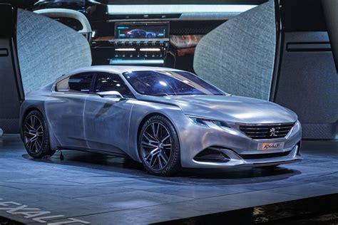 Peugeot Automobiles by Peugeot Exalt Wikip 233 Dia