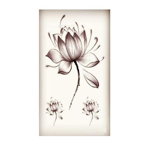 lotus fleur de tatouage achetez des lots  petit prix