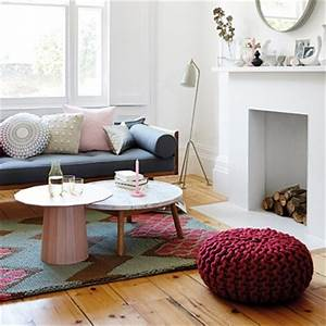 All White Living Rooms: Decorating Ideas - Red Online