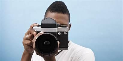 Photographer Blackface