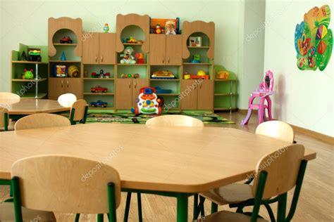 furniture  kindergarten preschool classroom stock