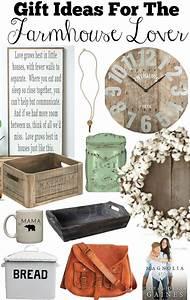 Gift Ideas For The Farmhouse Lover Little Vintage Nest