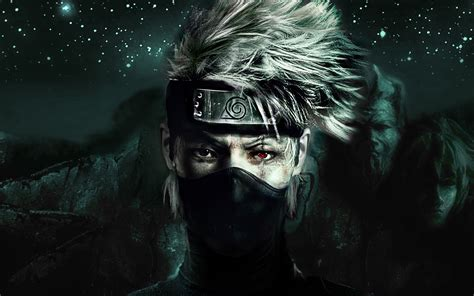 wallpapers naruto kakashi hatake team
