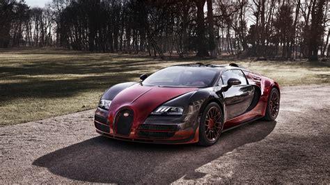 Full Hd Wallpaper Bugatti Veyron Glossy Surface Reflection