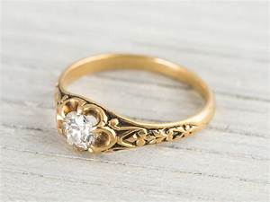 victorian antique engagement rings the antique With antique victorian wedding rings
