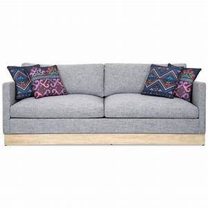 Corfu sofa with pull out memory foam mattress modshop for Foam pull out sofa bed