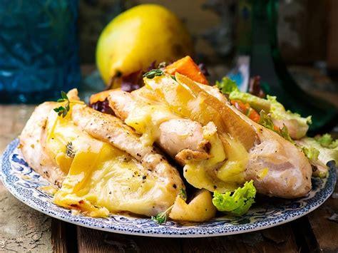 sols cuisine recette blanc de poulet farci au fromage sos cuisine
