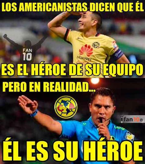 Los Memes Del America - los memes del am 233 rica vs monterrey semifinal clausura 2016