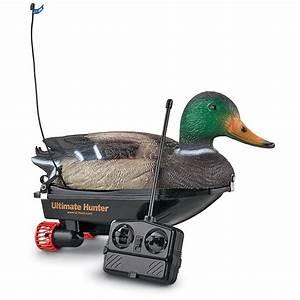 Ultimate Hunter Swim U0026 39 N Duck Decoy
