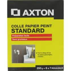 Colle Pour Papier Peint Maison by Colle Pour Papier Peint Standard Axton 250 Gr Leroy Merlin