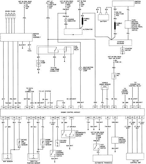L Ca Gp Wiring Diagram by Repair Guides Wiring Diagrams Wiring Diagrams