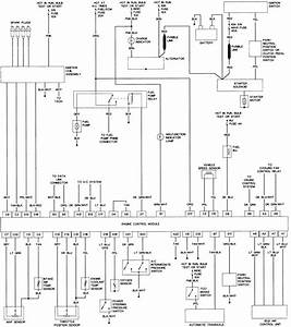 93 Gm Alternator Wire Diagram