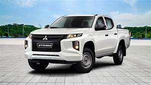 Mitsubishi Strada Gl 4x2 Mt 2020  Philippines Price