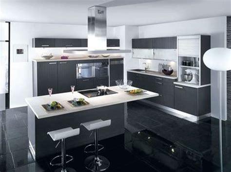cuisine ilot centrale design cuisine ilot centrale cuisine avec ilot central with