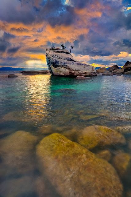 tahoe lake bonsai rock kevin california mcneal nevada flickr usa places travel outstanding formations harbor sand hgtv scenery 500px nv