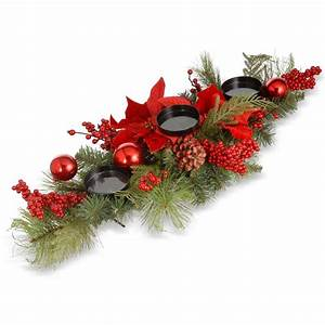 National, Tree, Company, 28, In, Christmas, Candleholder, Centerpiece-rac-14136ch28