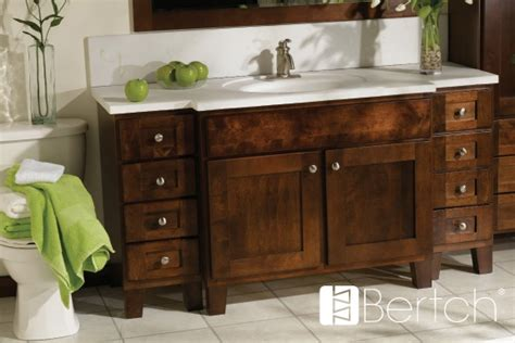 Bertch Has Been Manufacturing High Quality Bath Cabinetry