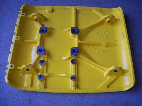 wacker wp plate compactor tamper baseplate