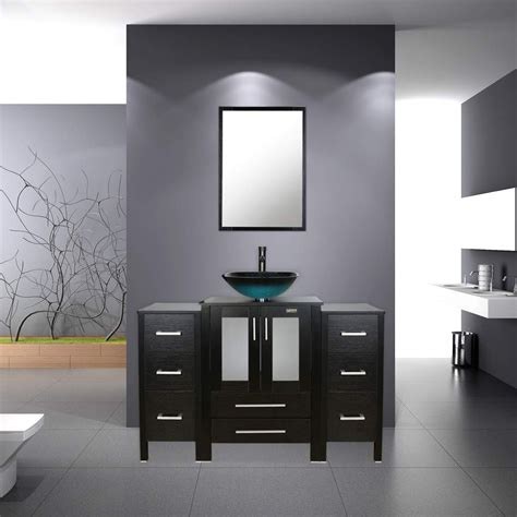 Buy 48 inch bathroom vanities online at thebathoutlet � free shipping on orders over $99 � save up to 50%! Bathroom Vanity,48 inch vanity top with sink,Square ...