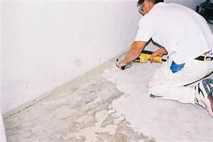 Fliesenkleber Entfernen Boden : saniermeister bodenbeschichtung ~ Michelbontemps.com Haus und Dekorationen