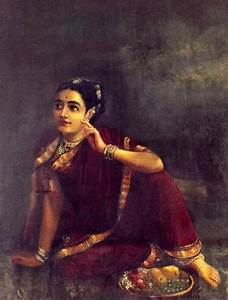 File:Raja Ravi Varma, Radha Waiting for Krishna.jpg ...