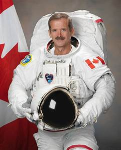 Canadian Chris Hadfield takes command of the International ...