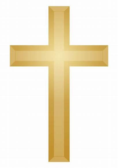 Cross Svg Christian Golden Commons Wikipedia Wikimedia