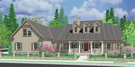 one story colonial house plans colonial house plans dormers bonus room garage single level