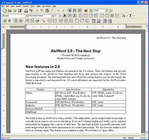 11 free word processors With documents for word processor