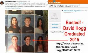 Is David Hogg A Crisis Actor? Redono Shores High School ...