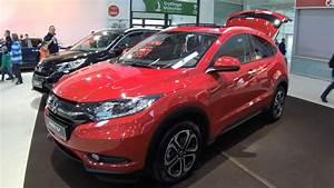 Honda Hr V Executive : honda hr v executive milano red colour suv model 2017 walkaround and interior ~ Gottalentnigeria.com Avis de Voitures