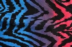 Animal Background Pattern Pink Tiger Skin Texture Stock ...