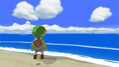 Waker Wind Zelda Legend 2160p 4k Resolution