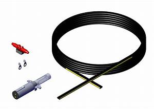 Rollrite Electric Kit  Tractor Wiring With 25 U0026 39  Wire