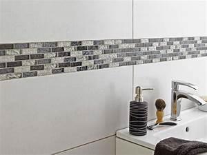 Frise Murale Leroy Merlin : frise adhesive carrelage salle de bain recherche google ~ Dailycaller-alerts.com Idées de Décoration