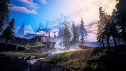 Wallpapers Dauntless Pc Desktop Games Amoled River